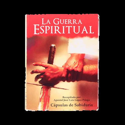Libro de Bolsillo La Guerra Espiritual