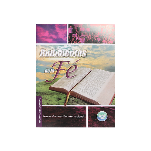 Manual Rudimentos de la Fe
