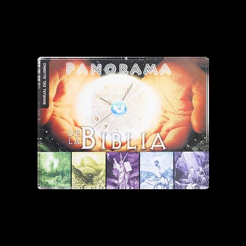 Manual Panorama de la Biblia