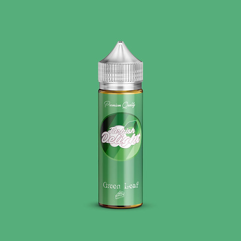 Turkish Delight Green Leaf Likit 60ML