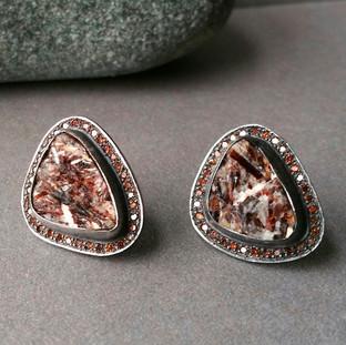 Astrophylite Cinnamon Diamond