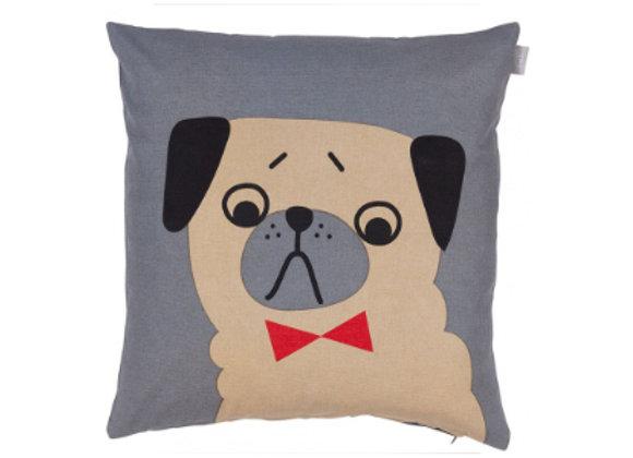 Spira Pug Penny Cushion