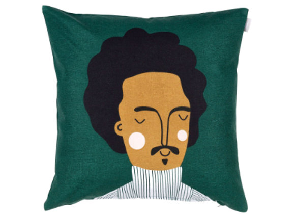 Spira Face Cushion: Jacob