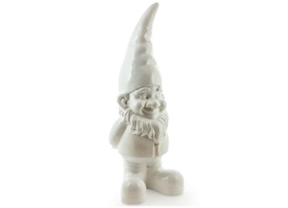 Garden Gnomes - White Large