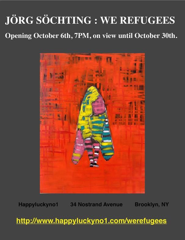 Opening October 6 In Brooklyn New York