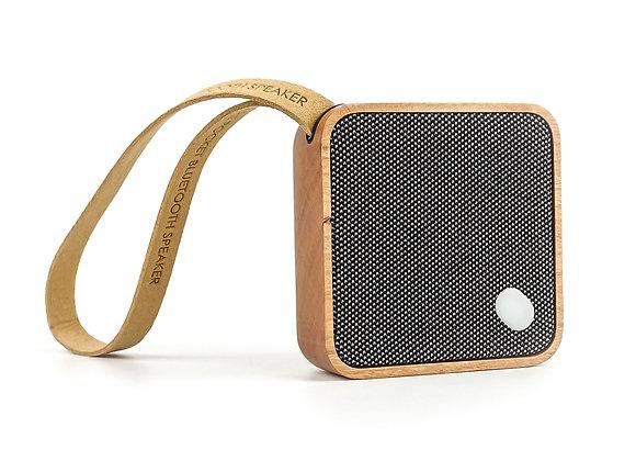 Gingko MI Square Pocket Speaker - Cherry