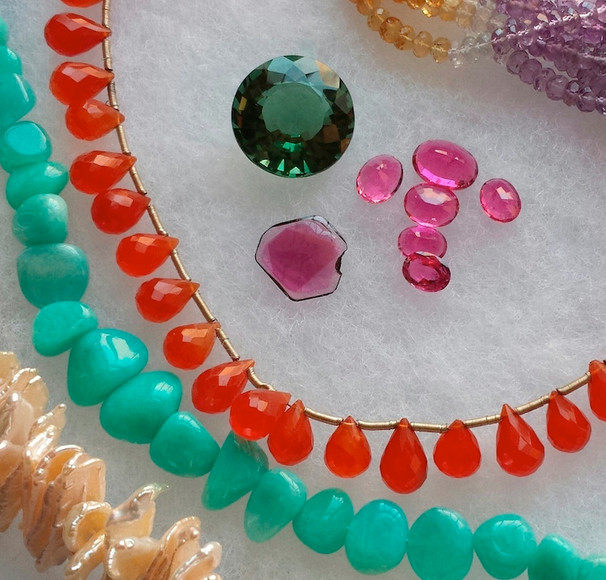 Interested in Gems? Join us for the Tucson Gem and Mineral Show. In conjunction with the 92nd Street