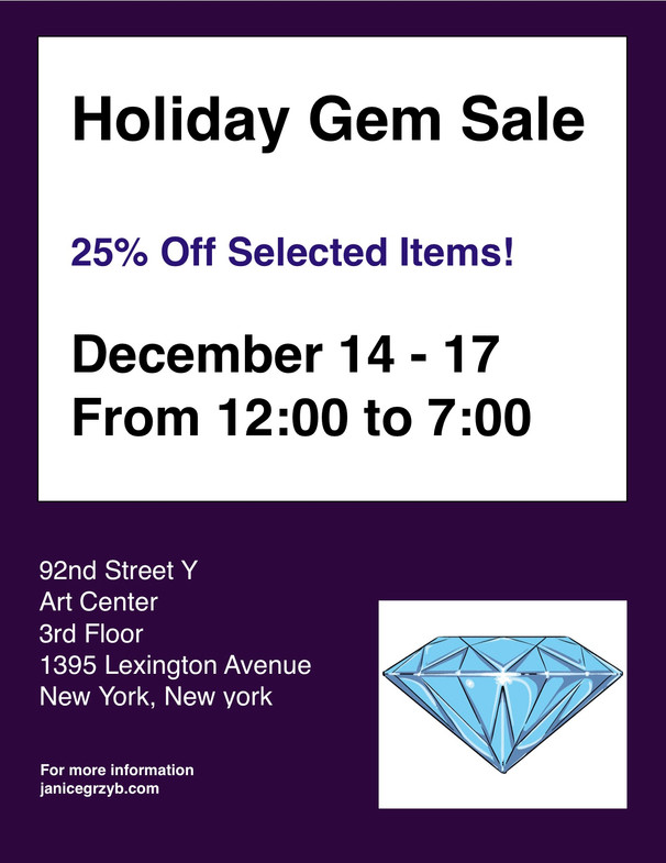 Join us for some fantastic gems. All for sale at our annual gem and bead sale. This year we have som
