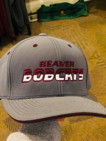 EMBROIDERED BEAVER HAT
