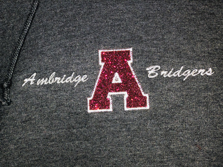 BRIDGER EMBROIDERY