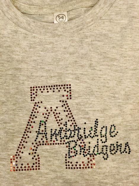 SPANGLED AMBRIDGE SHIRT