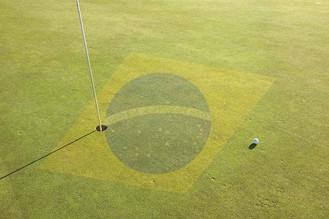 O país do golfe