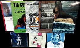 Livros e discos lan'ados