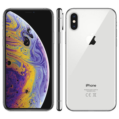 Refurbished iPhone Xs Zilver - 64 GB A Grade