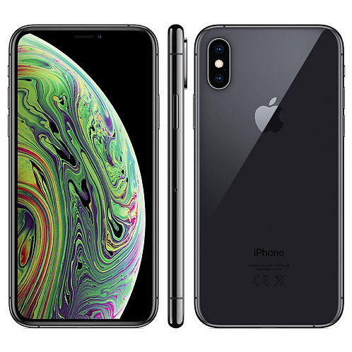 Refurbished iPhone Xs Zwart - 256 GB A-Grade