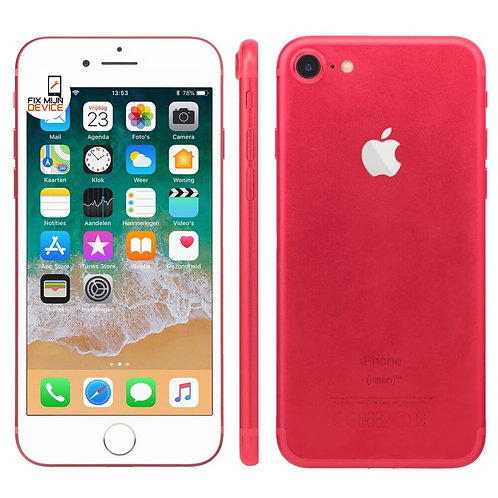 Refurbished iPhone 7 Rood - 128 GB A Grade