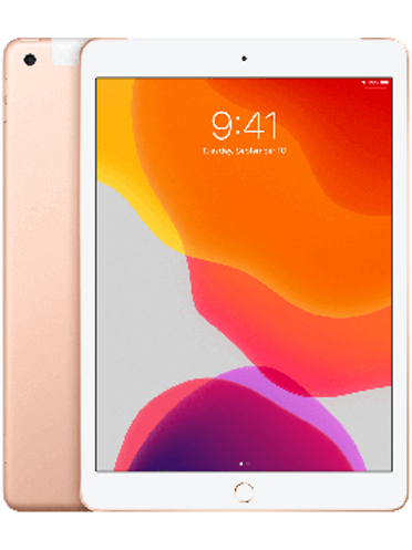 iPad 2019 128GB Goud WiFi A-Grade
