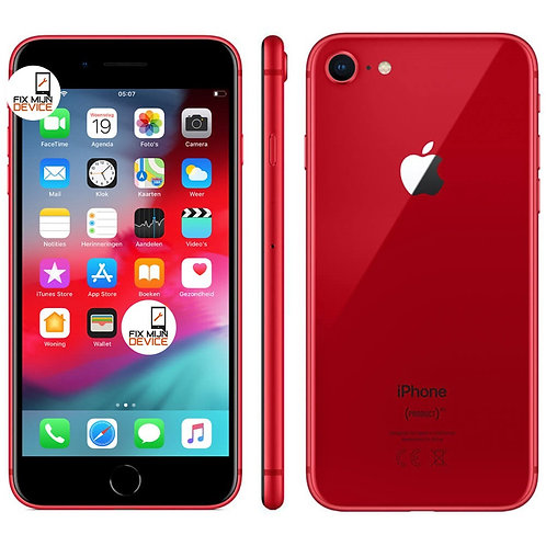 Refurbished iPhone 8 Rood - 256 GB C Grade
