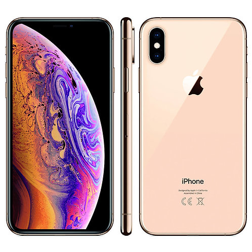 Refurbished iPhone Xs Goud - 64 GB A Grade