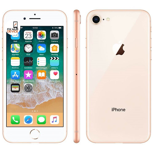 Refurbished iPhone 8 Goud - 64 GB A Grade