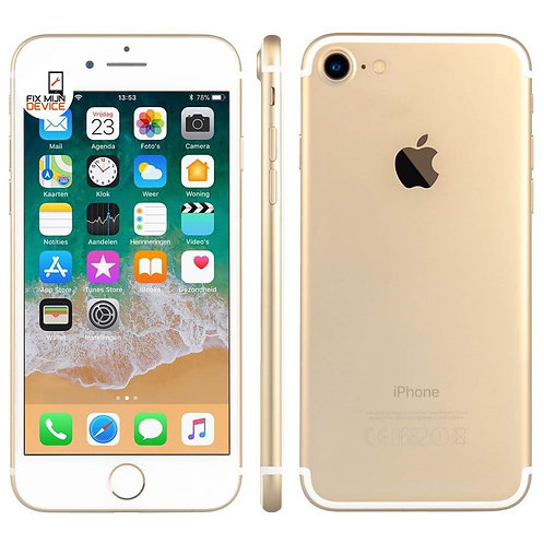 Refurbished iPhone 7 Goud - 128 GB A Grade