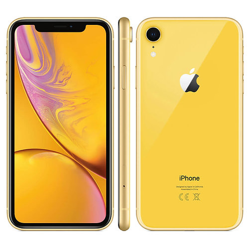 Refurbished iPhone Xr Geel - 64 GB C Grade