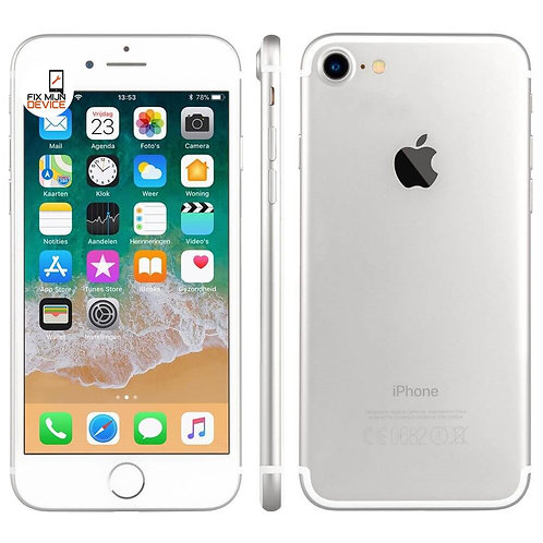 Refurbished iPhone 7 Zilver - 32 GB C Grade