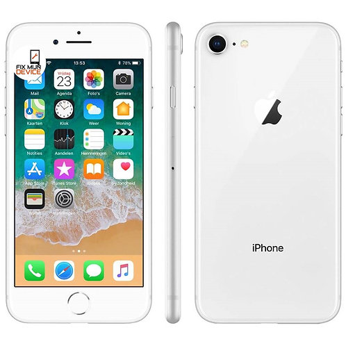 Refurbished iPhone 8 Zilver - 64 GB C Grade