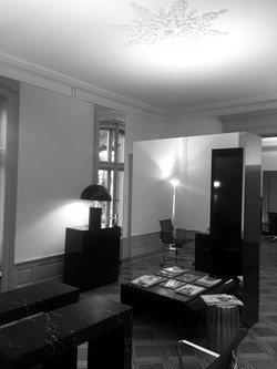 Interior Design Coiffeursalon