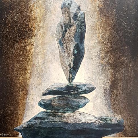 Stones 2, 2011, 70x90cm, Nicolas Ruffieux