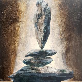 Stone II, 2011