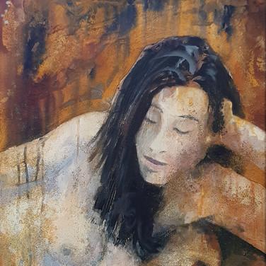 Portrait, 2015, 50x70cm, Nicolas Ruffieux