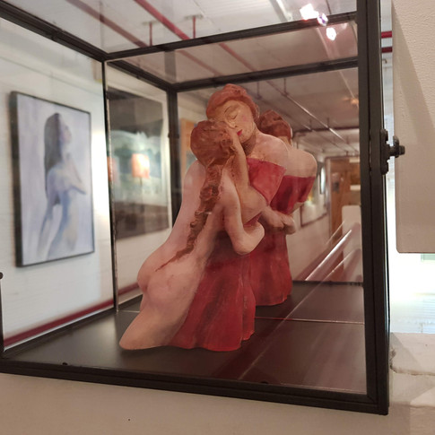 Mère et Fille, Egon Schiele