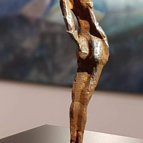 Femme, effet oxidé, 2019