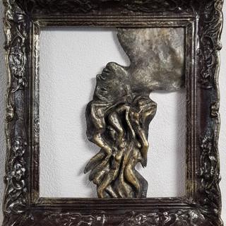 Muses (1), 2017, 60x70cm, Nicolas Ruffie