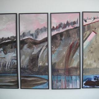 Série falaises