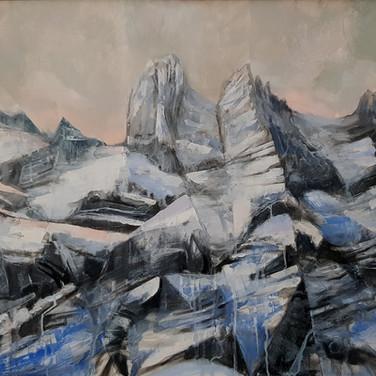 La gemmi II, 2010, 80x60cm, Nicolas Ruffieux