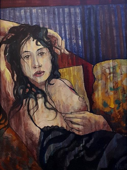 Portrait, 2015, 50x70cm (3), Nicolas Ruffieux