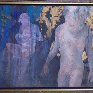 Camille, Anne et Benjamin, 1993