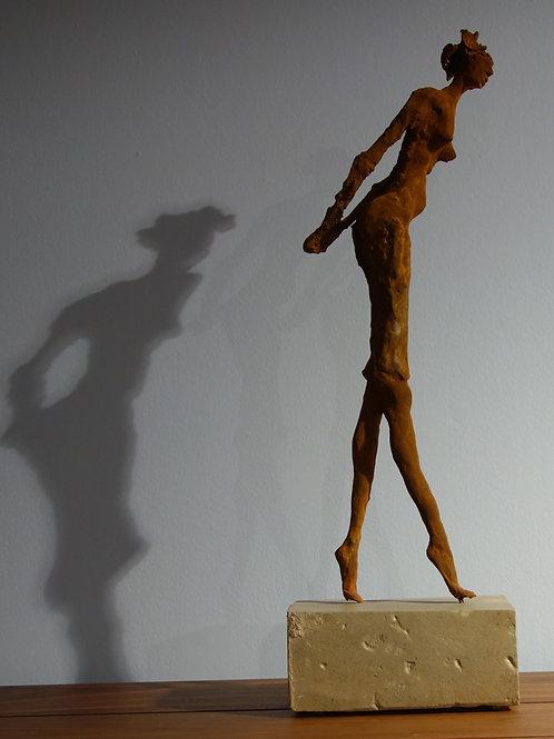 Femme, 2015, 40cm, Nicolas Ruffieux