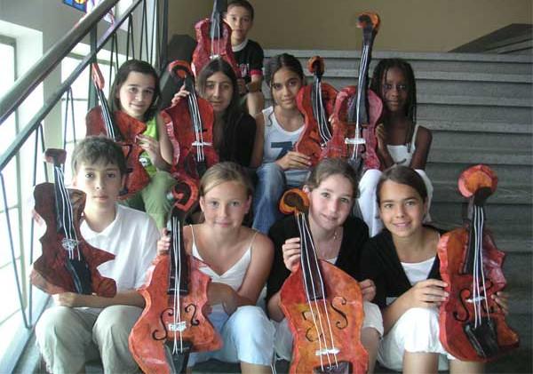 les fameux violons