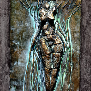 Bas-reliefs, 2005, 25x30cm, Nicolas Ruff