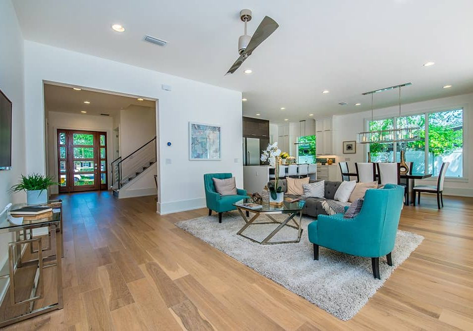 Staging a home with theme will appeal to buyers