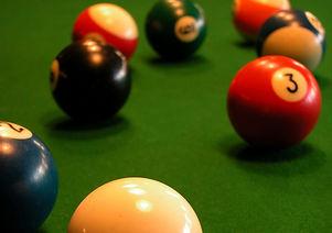 Pool Balls
