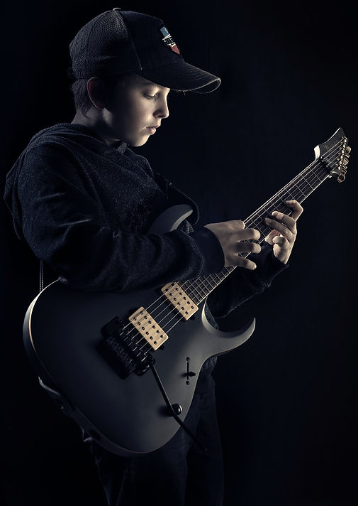 Owen Davey, Ibanez, Guitar, JBM20 signature model, Jake Bowen, Shredder