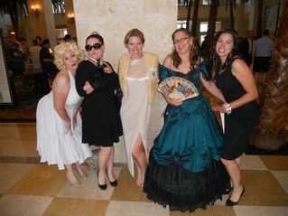 At The Table Public Relations Team Goes Hollywood for Trade Show