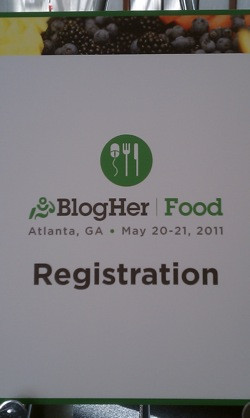 At The Table Public Relations Attends 2011 BlogHer Conference