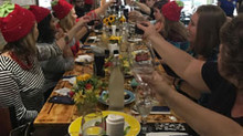 Florida Strawberries and Sunday Supper Tastemakers Visit OGGI Italian - Davis Islands