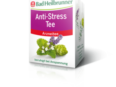 Bad Heilbrunner 天然草本減壓茶