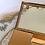 Thumbnail: 1940s-50s Vintage Volupté Goldtone Vanity Case / Compact Case